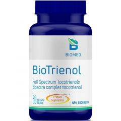 Biomed BioTrienol, 60 Gelcaps