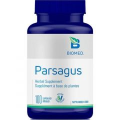 Biomed	Parsagus, 100 Capsules