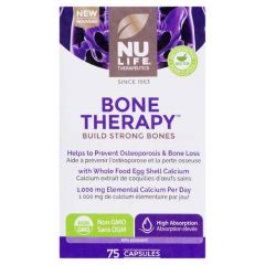 Nu-Life Bone Therapy (Help Prevent Osteoporosis and Bone Loss)