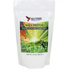 Bulletproof Upgraded Whey Protein, 454g