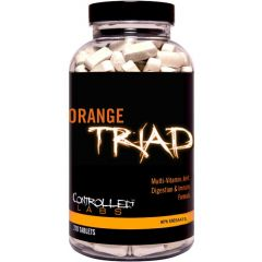 Controlled Labs Orange Triad, 180 Tablets
