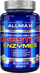 Allmax Digestive Enzyme, 90 Capsules