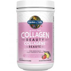 Garden of Life Grass Fed Collagen Beauty, 270 g