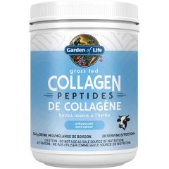 Garden of Life Grass Fed Collagen Peptides, 560 g