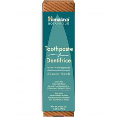Himalaya Herbal Organique Herbal Toothpaste, Neem and Pomegranate, 150ml