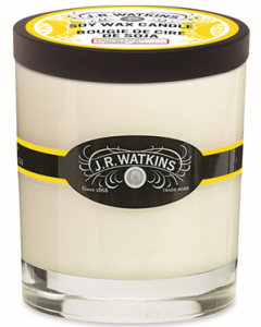 J.R. Watkins Everyday Soy Candles, 156g