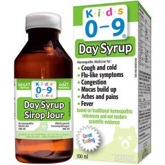 Kids 0-9 Day Syrup, 100ml