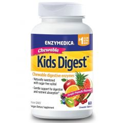 Enzymedica Kids Digest 60 Chewables