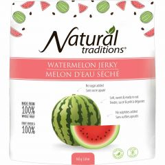 Natural Traditions Watermelon Jerky, 165 g
