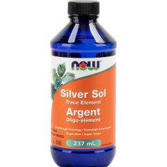Now Silver Sol Trace Element 237 ml
