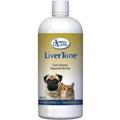 Omega Alpha LiverTone (Liver Cleanse for Pets)