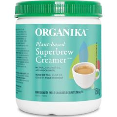 Organika Superbrew Coffee Creamer (Original and Plant Based), 150g-Plant Based
