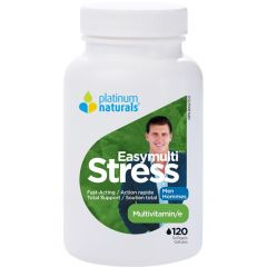 Platinum Easymulti Stress Men (Fast Acting Multivitamin for Stress)
