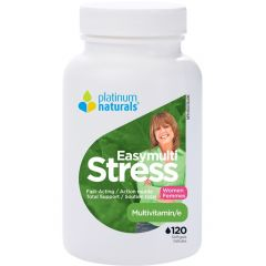 Platinum Easymulti Stress Women (Fast Acting Multivitamin for Stress)
