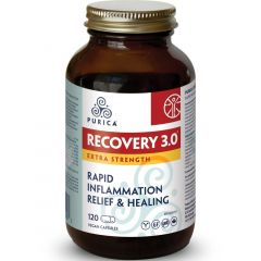Purica Recovery 3.0 Extra Strength, 120 Capsules