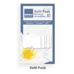 Hubmar Mio Refill Pads, 10 Pack