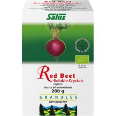 Salus Red Beet Crystals, 200g