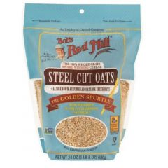 Bob's Red Mill Steel Cut Oats, 680g