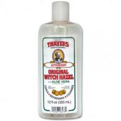 Thayers Witch Hazel Astringent with Aloe Vera, 355ml