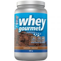 Whey Gourmet, All Natural Grass Fed Whey, Non-GMO, 680 grams