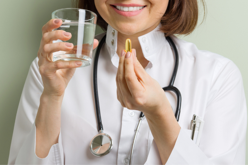A Naturopathic Doctor's Top Picks for Supplements