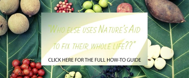 Nature's Aid True Natural Skin Gel (4 Sizes Available) (Natural Hand Sanitizer)