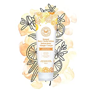 The Honest Company FACE  & BODY LOTION, 251ml