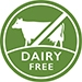 Icon of Dairy Free